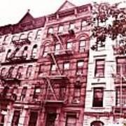 Upper West Side Art Print
