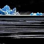 Upsala Glacier Art Print by Arie Arik Chen
