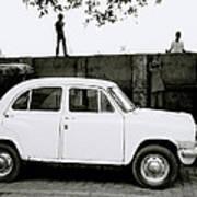 Urban Calcutta Art Print