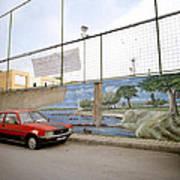 Urban Dissonance Art Print by Shaun Higson