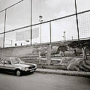 Urban Istanbul Art Print