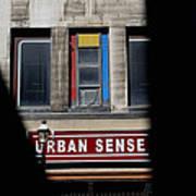 Urban Sense 1 Art Print