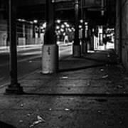 Urban Underground Art Print