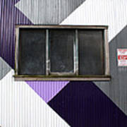 Urban Window- Photography Art Print