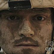 U.s. Army Infantryman Art Print
