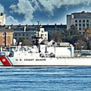 Us Coast Guard Art Print