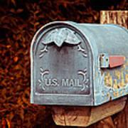U.s. Mail Approved Art Print