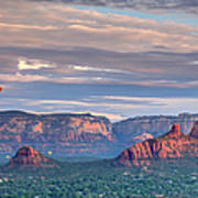Usa, Arizona, Sedona Art Print
