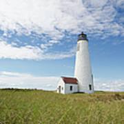Usa, Massachusetts, Nantucket Island Art Print