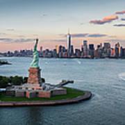 Usa, New York State, New York City Art Print