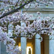 Usa, Washington Dc, Jefferson Memorial Art Print