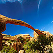 Utah Arches National Park  Art Print