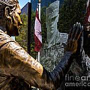 Utah Freedom Memorial Art Print