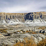 Utah Outback 43 Panoramic Art Print