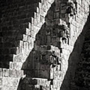 Uxmal Maya Ruins Art Print