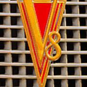 V8 Lasalle Art Print