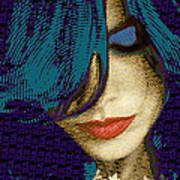 Vain 2 Art Print by Tony Rubino