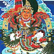 Vaishravnna 4 Art Print