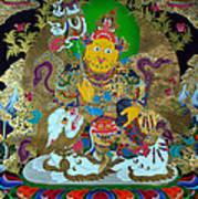 Vaishravnna 8 Art Print