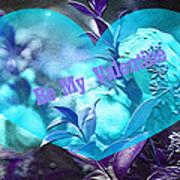 Valentine 03 Art Print