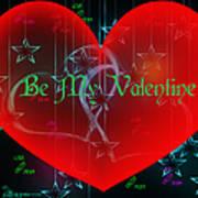 Valentine 4 Art Print