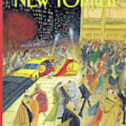 New Yorker November 16th, 1992 Art Print