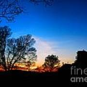 Valley Forge Evening  Art Print