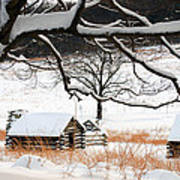 Valley Forge Winter 14 Art Print