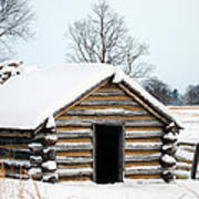 Valley Forge Winter 3 Art Print