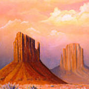 Valley Of The Rocks Art Print