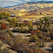 Valley View Print by Robert Bales