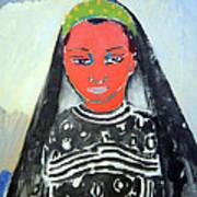 Van Dongen's Saida Art Print