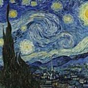 Van Gogh The Starry Night Art Print