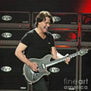 Van Halen-7394b Art Print