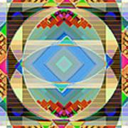Variation On A Theme Art Print