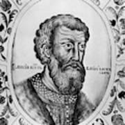 Vasily II (1415-1462) Art Print