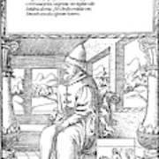 Vasily IIi Ivanovich (1479-1533) Art Print