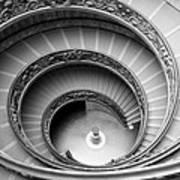 Vatican Spiral Art Print