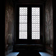 Vatican Window Seats Art Print