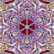 Vector Portal Art Print