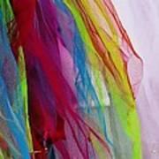 Veiled Color Art Print
