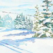 Veiw From Mt. Werner Art Print