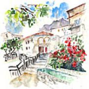 Velez Blanco 03 Art Print