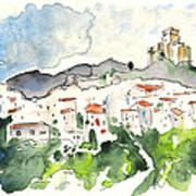 Velez Blanco 04 Art Print