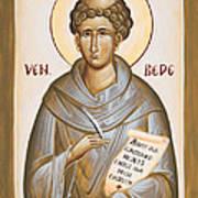 Venerable Bede Art Print