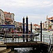 Venetian Days  Art Print