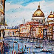 Venetian Paradise Art Print