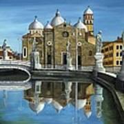 Veneto Art Print
