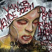 Venice Beach Wall Art 1 Art Print