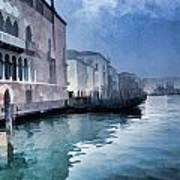 Venice Beauty Art Print